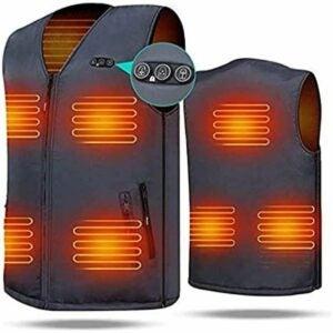 The Best Heated Vest Option: ARRIS Heated Vest, Adjustable