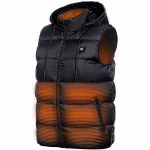 The Best Heated Vest Option: Foxelli Heated Vest