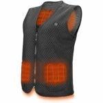 The Best Heated Vest Option: PKSTONE Heated Vest