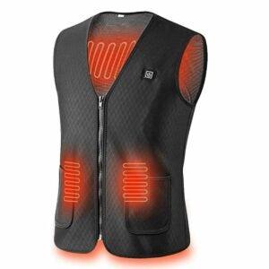 The Best Heated Vest Option: fushionsea Heated Vest
