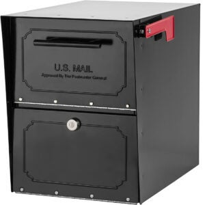 Best Locking Mailbox Options: Architectural Mailboxes 6200B-10 Oasis