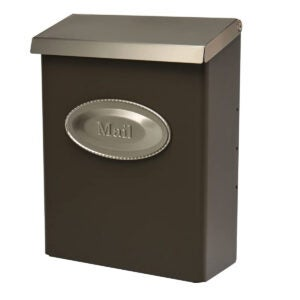 Best Locking Mailbox Options: Gibraltar Mailboxes Designer Locking