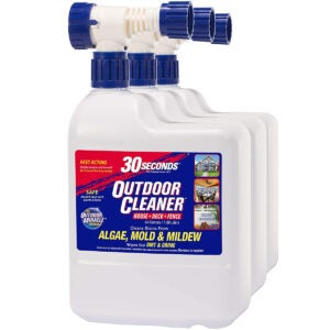 Best Mold Remover Options: 30 SECONDS Cleaners 6430S 3PA 64 oz Hose End Sprayer