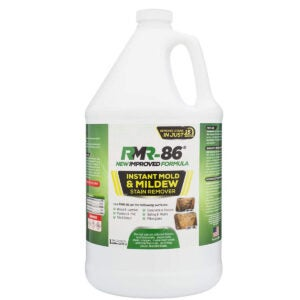Best Mold Remover Options: RMR-86 Instant Mold and Mildew Stain Remover Spray