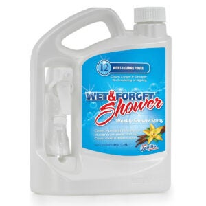 Best Mold Remover Options: Wet & Forget Shower Cleaner