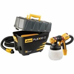 The Best Paint Sprayer For Cabinets Option: Wagner Spraytech 0529091 FLEXiO 5000 Paint Sprayer