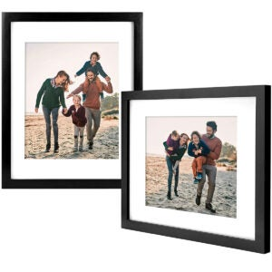 Best Picture Frames Options: Yome 11x14 Black Picture Frames