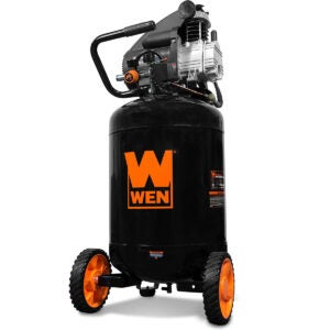Best Portable Air Compressor Options: WEN 2202 20-Gallon Oil-Lubricated Portable Vertical Air Compressor