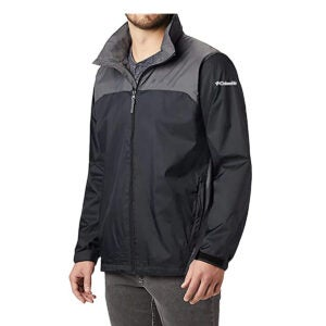 Best Rain Jacket Options: Columbia Men's Glennaker Lake Rain Jacket