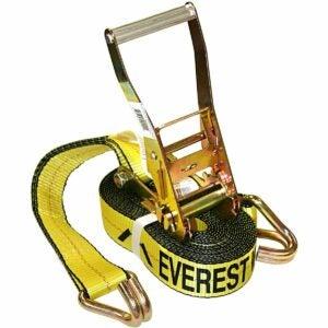 The Best Ratchet Straps Option: Everest Premium Ratchet Tie Down