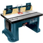 Best Router Table Options: Bosch Benchtop Router Table RA1181