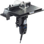 Best Router Table Options: Dremel 231 Portable Rotary Tool Shaper and Router Table