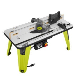 Best Router Table Options: Ryobi Universal Router Table