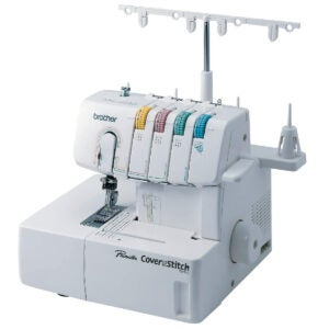 Best Sewing Machine Options: Brother 2340CV Coverstitch Serger
