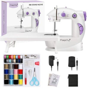 Best Sewing Machine Options: Magicfly Mini Sewing Machine for Beginner