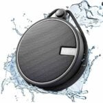 The Best Shower Speaker Option: INSMY IPX7 Waterproof Shower Bluetooth Speaker