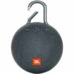 The Best Shower Speaker Option: JBL Clip 3 Waterproof Portable Bluetooth Speaker