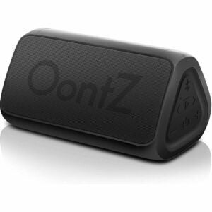 The Best Shower Speaker Option: OontZ Angle 3 RainDance Waterproof Bluetooth Speaker