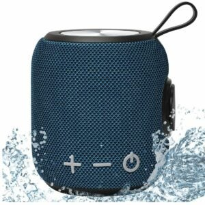 The Best Shower Speaker Option: SANAG Portable Bluetooth Speaker