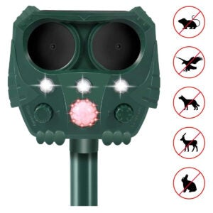 Best Ultrasonic Pest Repeller Options: Dog Cat Repellent, 2020 Ultrasonic Pest Repellent