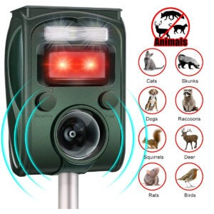 Best Ultrasonic Pest Repeller Options: RIVENNA Dog Repeller
