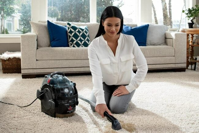 The Best Upholstery Cleaner Option