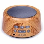 The Best White Noise Machine Option: Douni Sleep Sound Machine