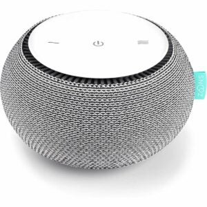 The Best White Noise Machine Option: SNOOZ White Noise Sound Machine
