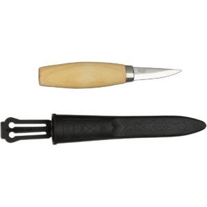 Best Whittling Knife Options: Morakniv Wood Carving 120 Knife with Laminated Steel Blade