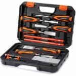 The Best Wood Chisels Option: REXBETI 10pc Premium Wood Chisel Set