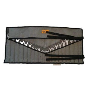 Best Wrench Organizer Options: Bull Tools 26 Pocket Hand Crafted