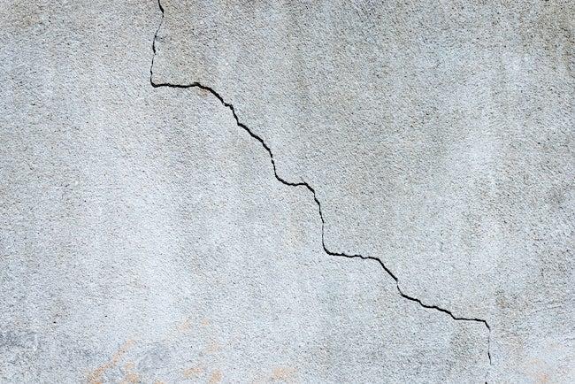 Cracks In Concrete Foundation
