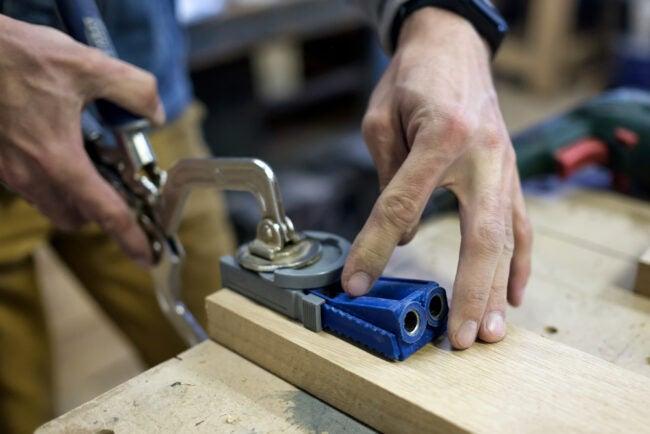 Pocket Hole Jigs Options