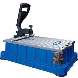 Pocket Hole Jigs Options: Kreg DB210 Foreman Pocket-Hole Machine, Blue