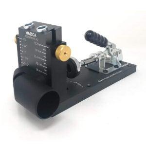 Pocket Hole Jigs Options: Massca Aluminum Pocket Hole Jig System Set