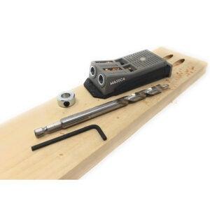 Pocket Hole Jigs Options: Massca Twin Pocket Hole Jig Set – Adjustable & Easy