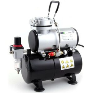 Best Airbrush Compressor TimbertechBasic
