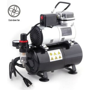 Best Airbursh Compressor TIMBERTECH