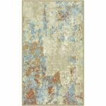The Best Area Rugs Option: Maples Rugs Southwestern Stone Distressed Kitchen Rug