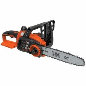 The Best Battery Chainsaws Option: BLACK+DECKER 20V MAX CORDLESS CHAINSAW
