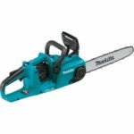 The Best Battery Chainsaws Option: Makita XCU03Z 18V X2 LXT Brushless Cordless Chain Saw