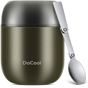 The Best Bento Box Options: DaCool Hot Food Jar Insulated Lunch Box