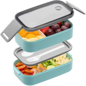 The Best Bento Box Options: KOSSLY Bento Box - 1600ML