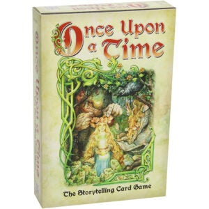 The Best Board Games Options: Atlas Once Upon A Time 3rd Ed