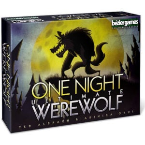 The Best Board Games Options: Bezier Games One Night Ultimate Werewolf