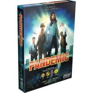 The Best Board Games Options: Pandemic