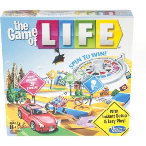 The Best Board Games Options: The Game of Life Board Game