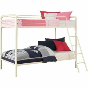 The Best Bunk Beds Option: DHP Twin-Over-Twin Bunk Beds