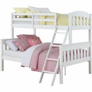 The Best Bunk Beds Option: Dorel Living Airlie Solid Wood Bunk Beds