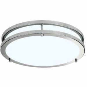The Best Closet Lighting Option: Light Blue USA LED Ceiling Mount Light Dimmable